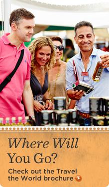 Trafalgar Travel Brochure