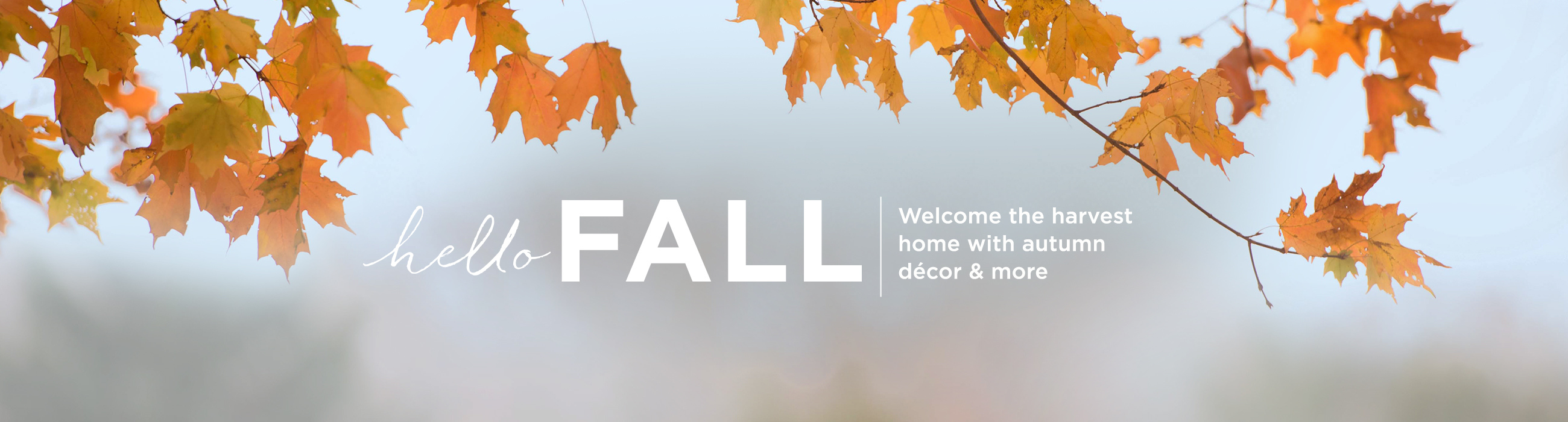 Welcome The Harvest Home With Autumn Décor More