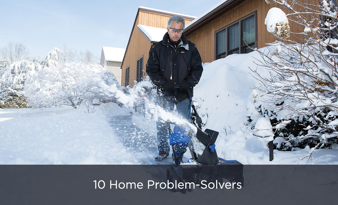 10 Winter Home Problem-Solvers
