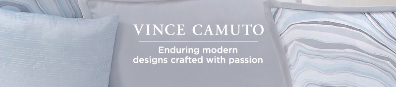 Vince Camuto.  Enduring modern designs crafted with passion
