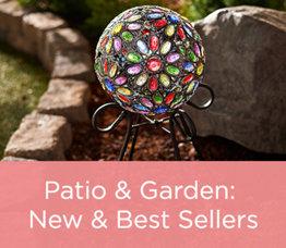 Patio & Garden: New & Best Sellers