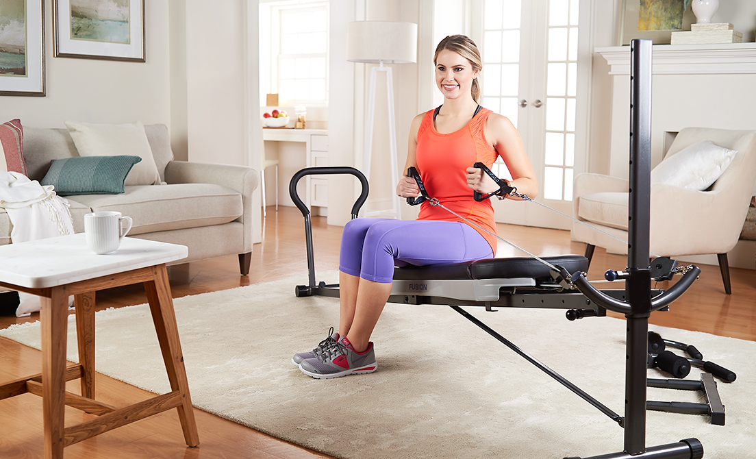 How to Build a Home Gym — Home Gym Ideas   More — QVC.com cb6a410b5