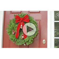 Front Door Decorating