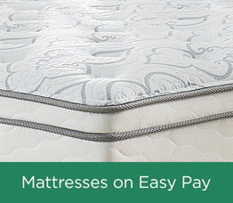 Mattresses on Easy Pay