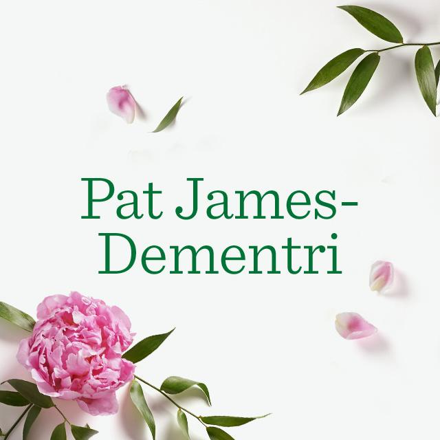 Pat James-Dementri