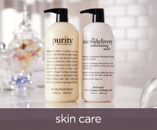 philosophy purity made simple & microdelivery duo