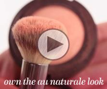 Au Naturale Look Video