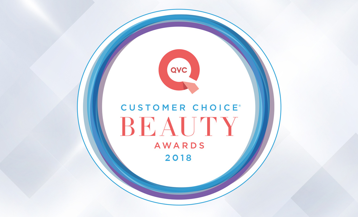 2018 QVC Customer Choice® Beauty Awards