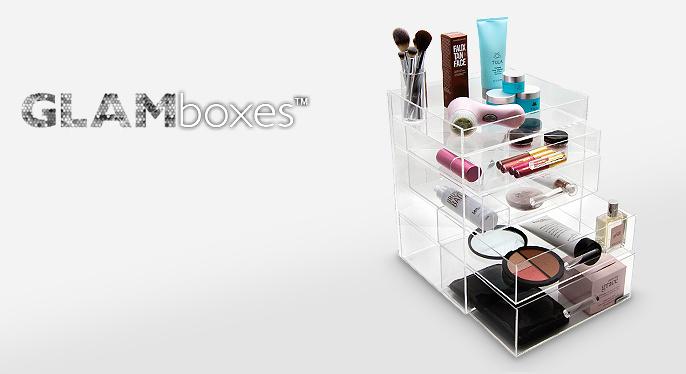 GLAMboxes Makeup Box