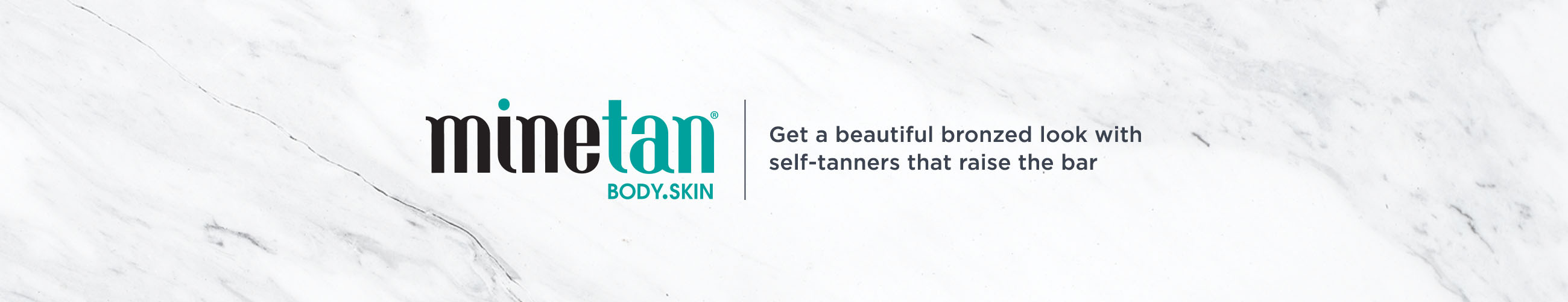Mine Tan. Get a beautiful bronzed look with self-tanners that raise the bar