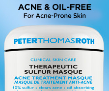 Peter Thomas Roth Acne & Oil-Free Products