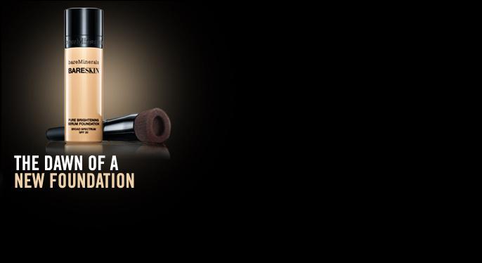 bareSkin Liquid Foundation