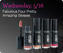 bareMinerals(R) Fabulous Four Pretty Amazing Gloss Collection