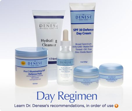 Dr. Denese Morning Regimen