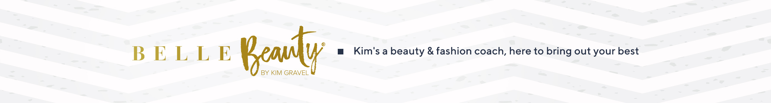 Kim's a beauty & fashion coach, here to bring out your best