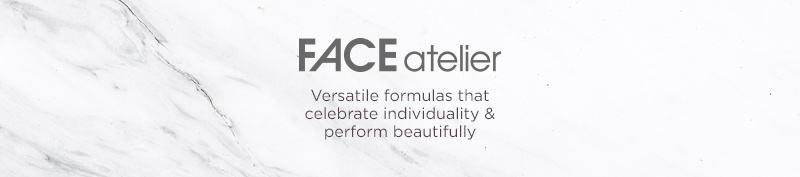 FACE atelier Versatile formulas that celebrate individuality & perform beautifully