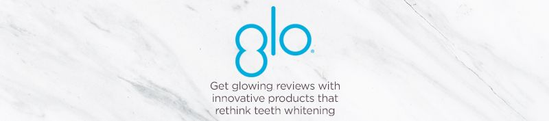 GLO Science. Get glowing reviews with innovative products that rethink teeth whitening