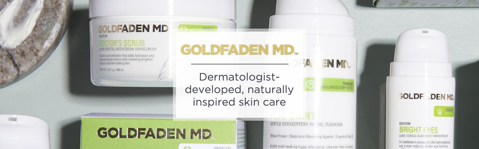 Goldfaden MD — Skincare — QVC com