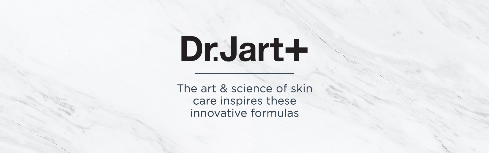 Dr. Jart+ The art & science of skin care inspires these innovative formulas
