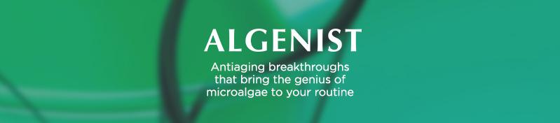 Algenist, Antiaging breakthroughs that bring the genius of microalgae to your routine
