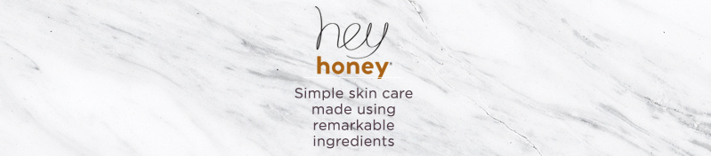 Hey Honey  Simple skin care made using remarkable ingredients