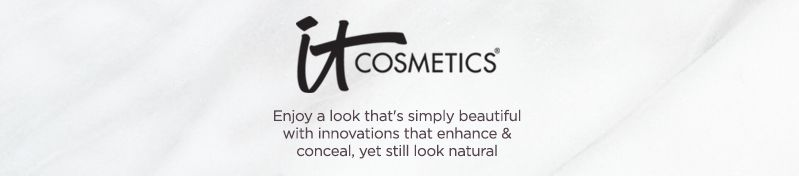 IT Cosmetics, Enjoy a look that's simply beautiful with innovations that enhance & conceal, yet still look natural