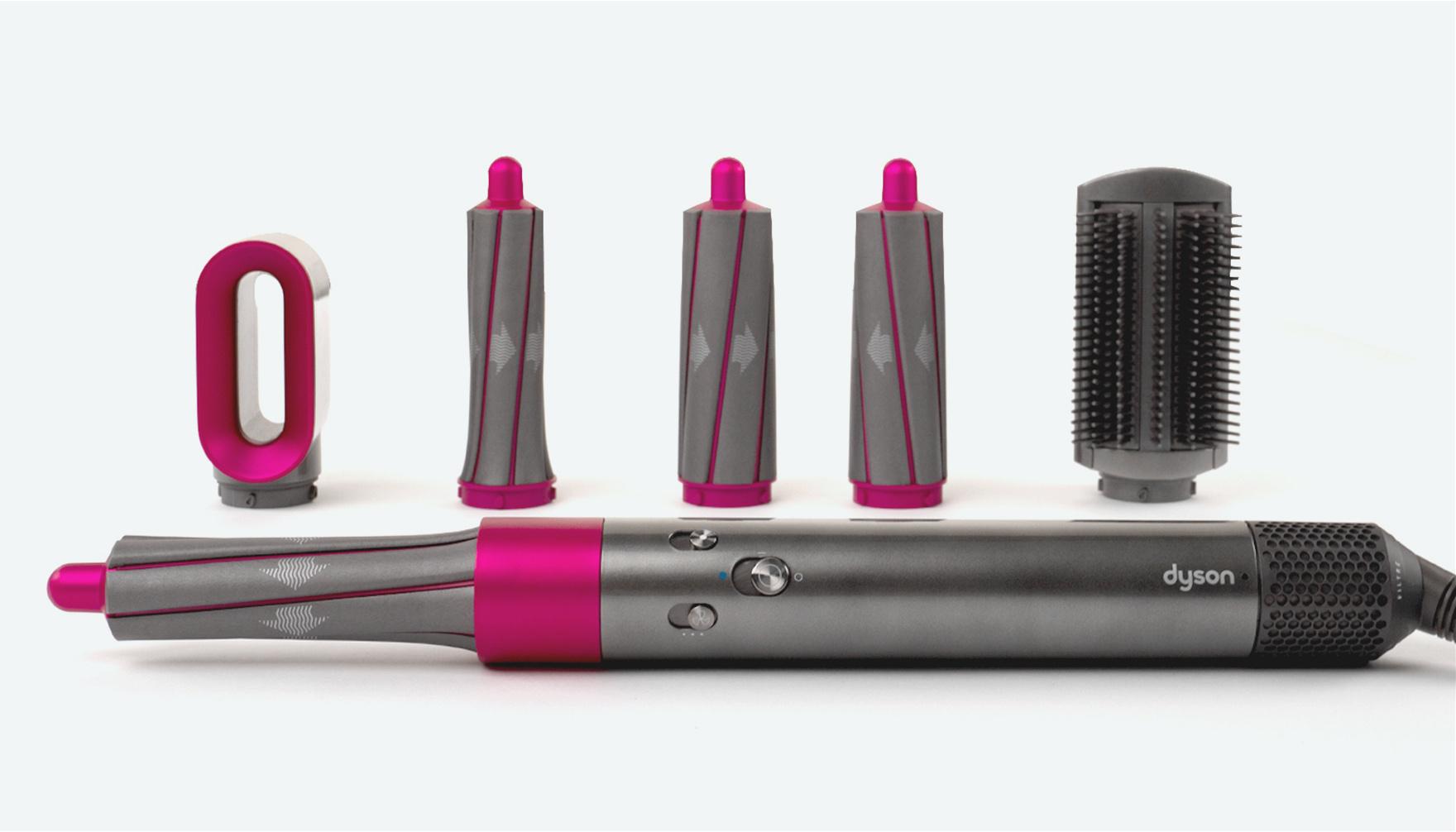 Dyson Airwrap Hair Styling Tool Beauty Qvc Com