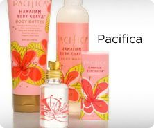 Pacifica 3-piece Pamper Yourself Set