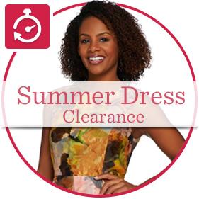 Summer Dress Clearance