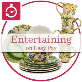Entertaining on Easy Pay