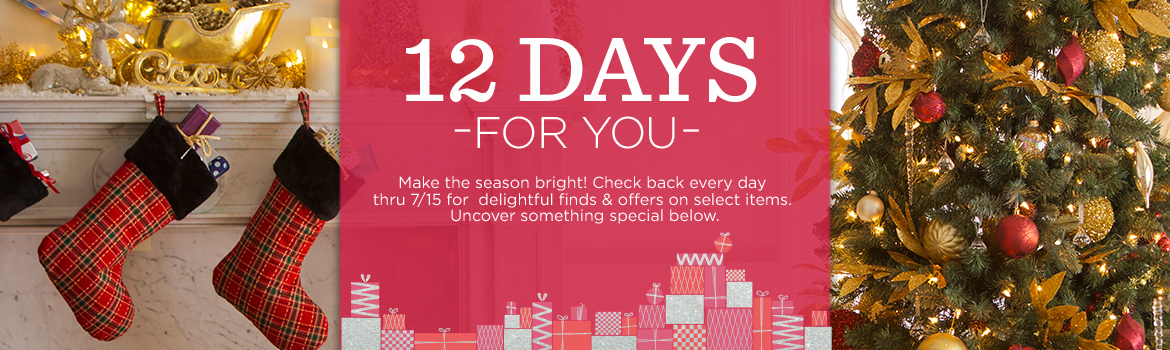 12 Days for You