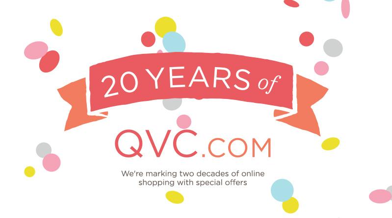 20 Years of QVC.com