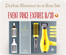 Drybar Blowout in-a-Box Set