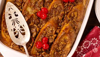 Christmas-Morning French Toast Casserole