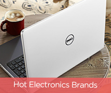 Hot Electronics Brands
