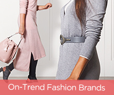 On-Trend Fashion Brands