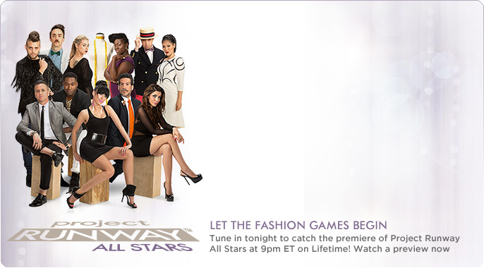 Project Runway All Stars Designers
