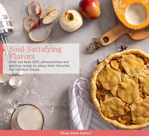 Soul-Satisfying Flavors