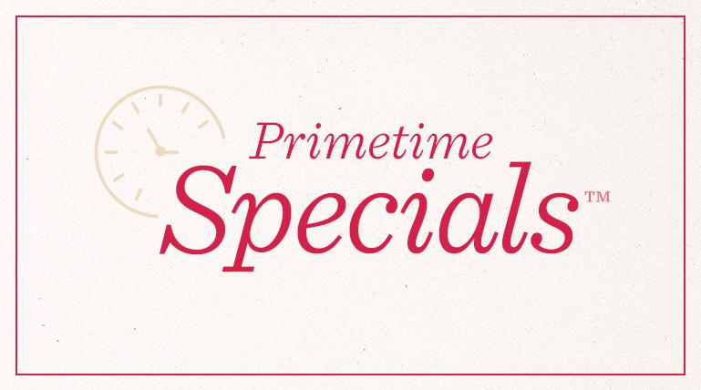 QVC) PrimeTime Specials - 2017 - TVShoppingQueens