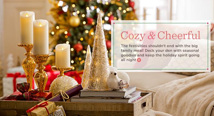 Cozy & Cheerful