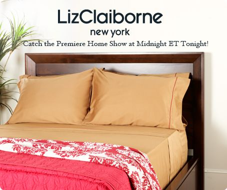 Liz Claiborne New York Sheet Set