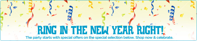 New Year's Eve Special Offers