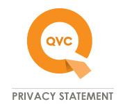 QVC Privacy logo