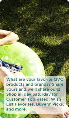 A Day of My QVC Favorites