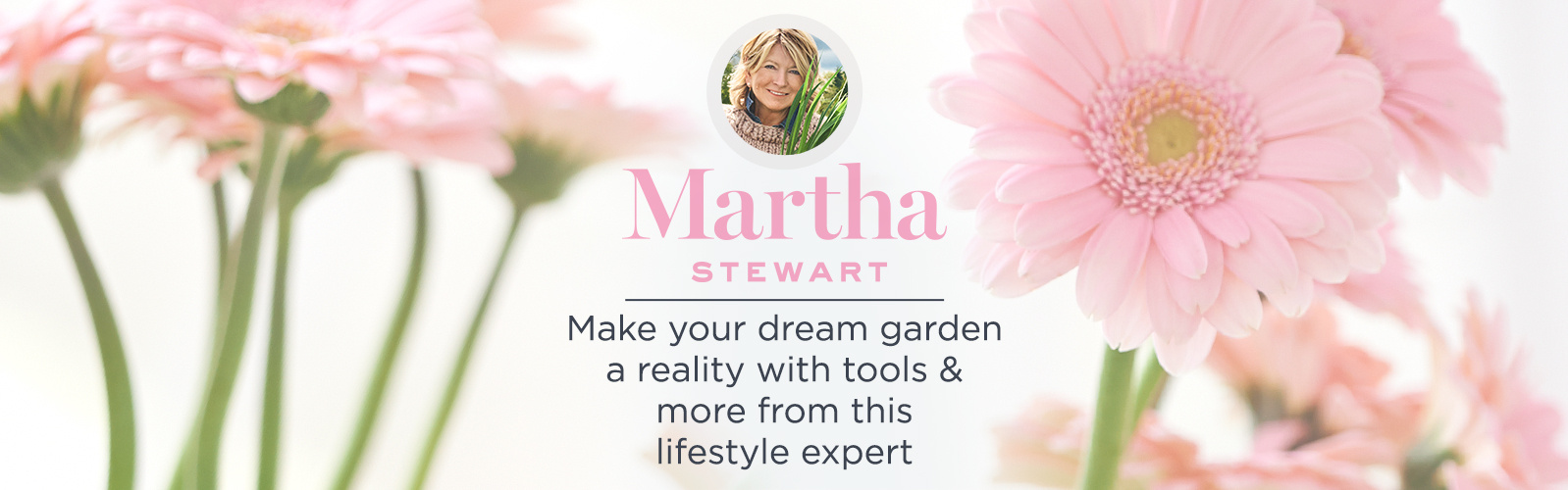 Make your dream garden a reality with tools & more from this lifestyle expert