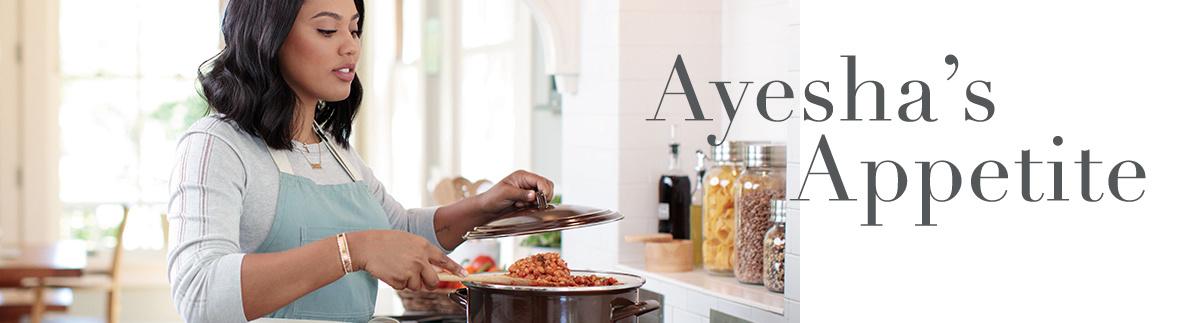 Ayesha's Appetite