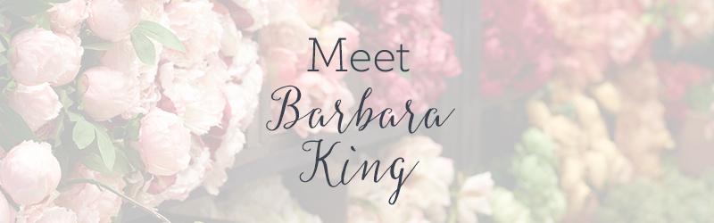 Meet Barbara King