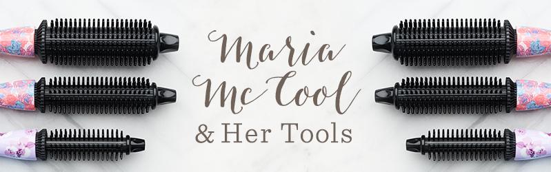 Maria McCool & Her Tools