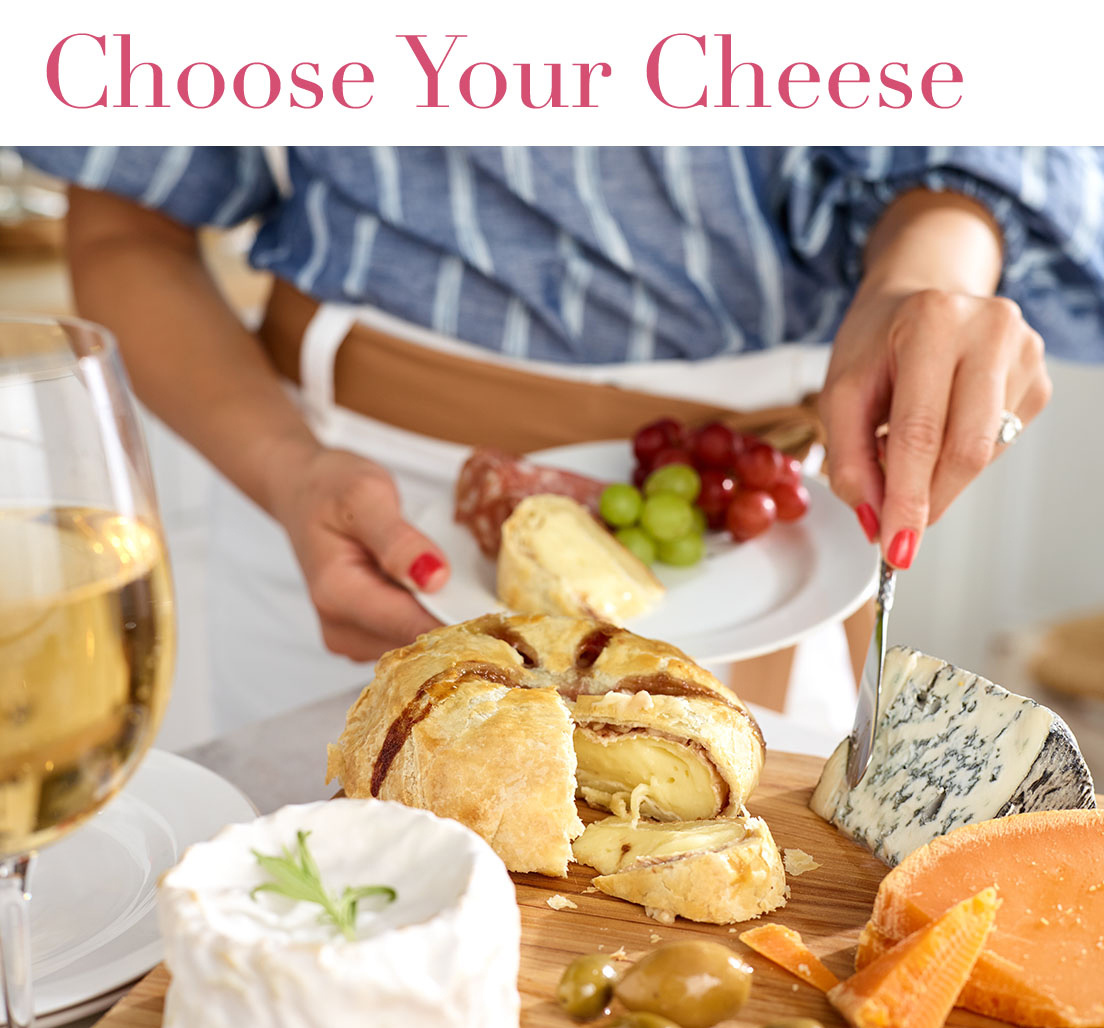 Choose Your Cheese