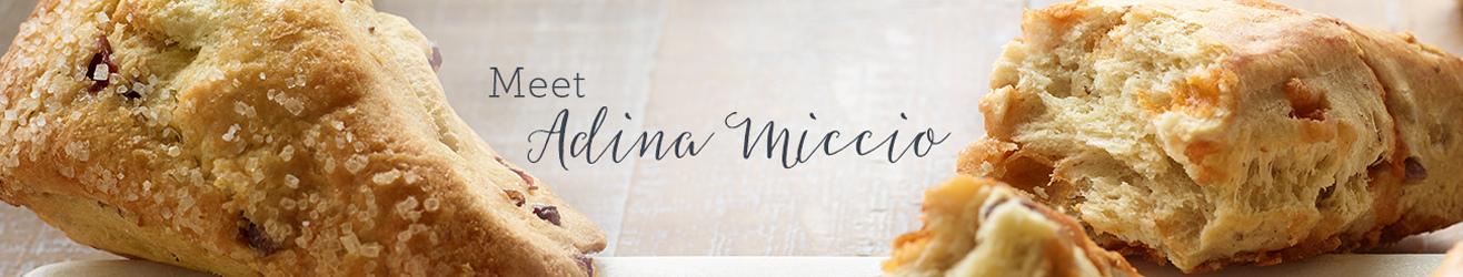 Meet Adina Miccio
